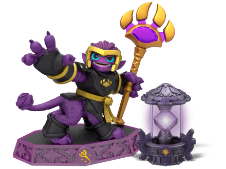 Skylanders Imaginators - Combo Pack - Mysticat + Magic Creation Crystal /Toys for games