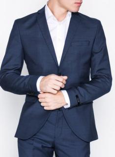 Premium by Jack & Jones Jprsolaris Blazer Noos Blazere & dresser Mørk blå