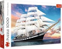 Palapeli 1000 Palaa Cruise
