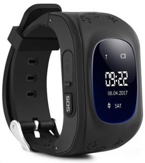 Q50 Smart Watch til Børn - med GPS Tracking - Pink