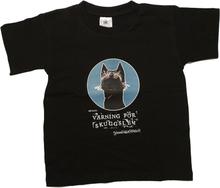 Sommarskuggan Skuggslem T-shirt svart, stl 98/104