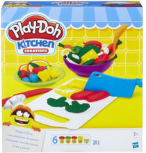 Play Doh Shape -N Slice