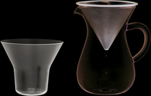 Kinto - Slow Coffee Bryggesett 600 ml rustfri
