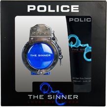 Police Presentkartong The Sinner Man