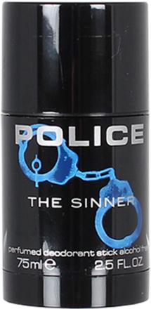 Police The Sinner Man Deostick 75ml