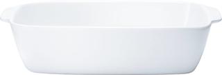 Backaryd Ugnsform 32,52x20,5 cm Vit