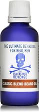 The Bluebeards revenge Classic Blend Beard Oil 50ml