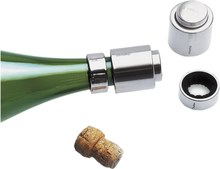 Stopper med krage för champagne