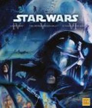 Star Wars IV-VI: Original Trilogy (Blu-ray)