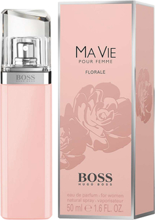 Kjøp Boss Ma Vie Florale EdP, 50ml Hugo Boss Parfyme Fri frakt