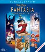 Disney Klassikko 03: Fantasia (Blu-ray)