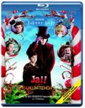 Jali ja suklaatehdas (Blu-ray)