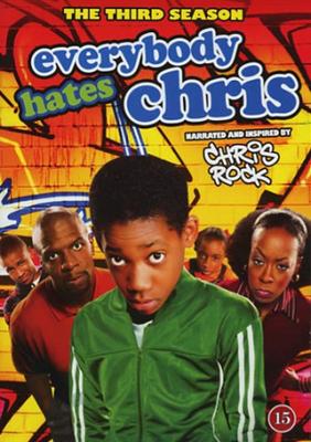 Film: Komedi;Everybody hates Chris / Säsong 3
