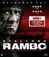 Rambo IV - Extended Cut (Blu-ray)