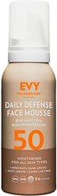Daily Defence Face Mousse, 75 ml EVY Technology Solskydd