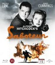 Saboteur / Viiden kolonann mies (Blu-ray)