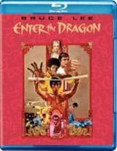 Enter the Dragon (Blu-ray) (Tuonti)