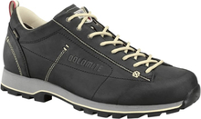 Dolomite Men's Cinquantaquattro Low FG GTX Herr Sko Svart UK 12/EU 47