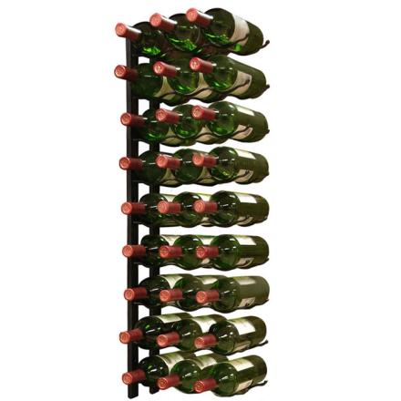 Vino Wall Rack, 3x9 flasker