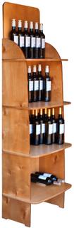 Cabernet-vinstativ, CALIDA, 114 flasker