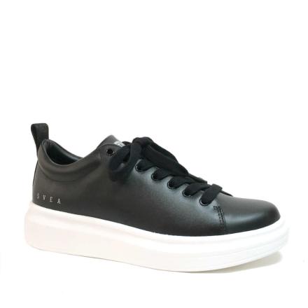 Svea Charlie Low Sneaker, svart