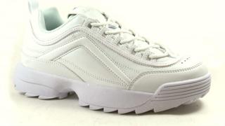 Duffy Dad Sneaker, vit