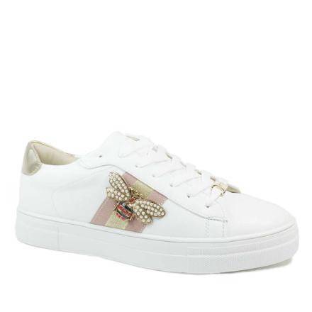 Happy Shoes Happy Song Sneaker, vit