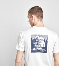 The North Face Redbox Celebration t-shirt, vit