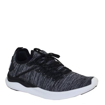 Puma Ignite Flash Knit Sneaker svart
