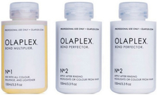 Olaplex - Stylist Travel Set - Bond Multiplier - Bond Perfectors