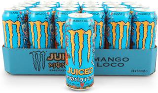 Monster Energy Mango Loco, 500 ml x24