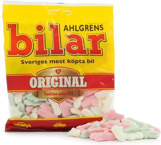 Ahlgrens Bilar Original, 125 g