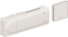 Uponor Smatrix Wave kontrollenhet med kommunikationsmodul Pulse X-265+R-208 6X, vit