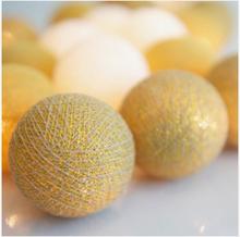 Ljusslinga Gold, 20 bollar