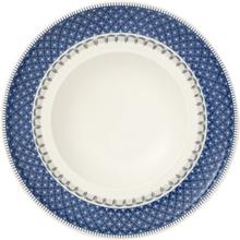 Villeroy & Boch - Casale Blu Tallerken dyp 25 cm