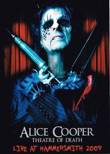 Theatre Of Death - Hammersmith 2009 = DVD =