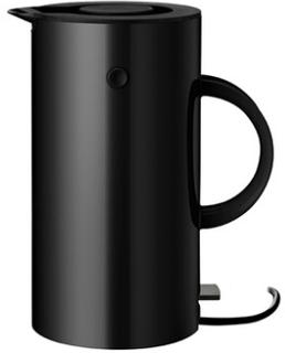 Stelton EM77 Vattenkokare 1,5 liter Svart
