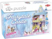 Fairytale Castle Puzzle 3D