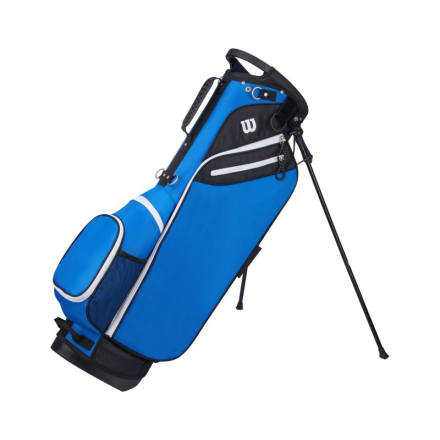 Wilson W Carry Bag Blue