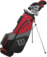 Wilson ProStaff SGI Graphite/Steel Full Set Extra Long - Right