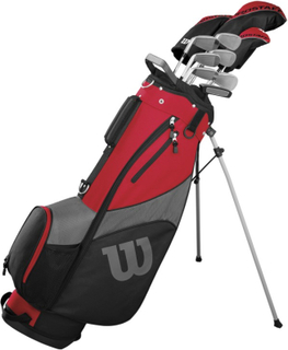 Wilson ProStaff SGI Graphite/Steel Full Set - Right