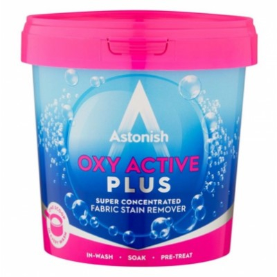 Astonish Oxy Active Plus Stain Remover 1000 g