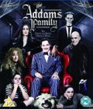 The Addams Family (Blu-ray) (Tuonti)