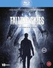 Falling Skies - The Complete Series - Kaudet 1-5 (Blu-ray)