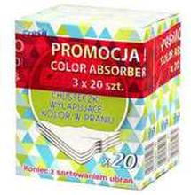 Fresh - Color Catcher chusteczki wyłapujące kolor w praniu