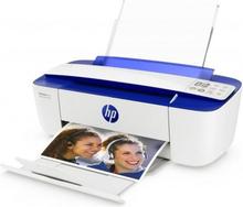 Multifunktionsprinter HP DeskJet 3750 1200 px WiFi USB Hvid