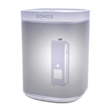Vebos veggfeste Sonos spille 1 hvit