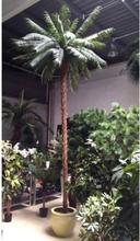 Stor kunstig Phoenix palmetræ H450 cm