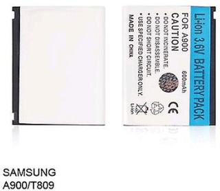 OEM Samsung batteri for Samsung MM-A900, SGH-D820, SGH-T809, A900, ...