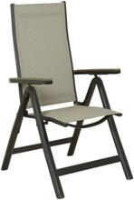 2 st Positionsstol Stokke - Grå